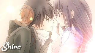 Nightcore → Girls Like You (Lyrics)
