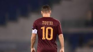 Francesco Totti | See you Again | Goodbye a Legend