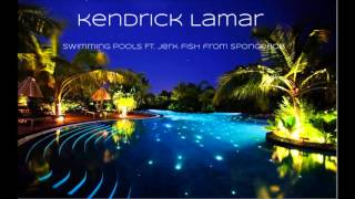 Kendrick Lamar swimming pools ft  jerk fish from spongebob