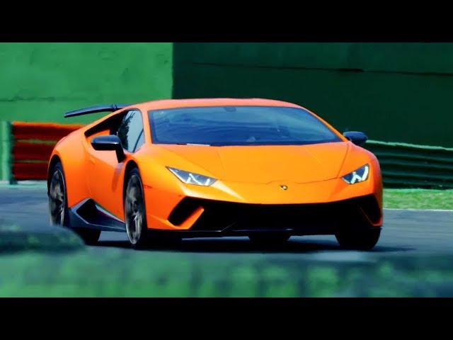 The Lamborghini Huracán Performante | Top Gear