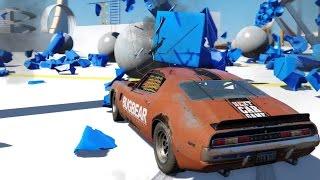 Playing Around in Bugbear Next Car Game 2.0