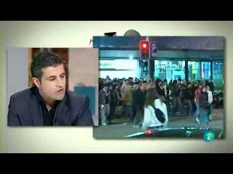 Fernando Olivares participa en una tertulia sobre crisis y consumo en Para todos la 2