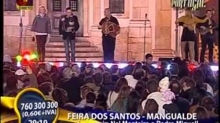 Augusto Canário & Amigos - A minha terra a tua terra (Feira dos Santos - Mangualde)