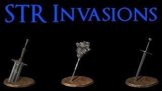Dark Souls 3 PVP - Strength Invasions