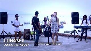Nella Kharisma Ft. Dedy Boom - Lungset (Official Music Video) width=