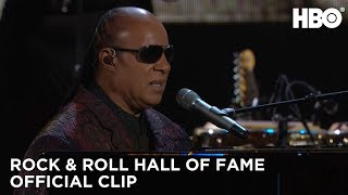 2015 Rock & Roll Hall of Fame Induction Ceremony: Bill Withers Lean on Me (HBO)