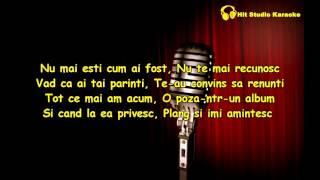 Liviu Guta - De ce ma minti Karaoke