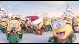 A Minionok Kellemes Ünnepeket kívánnak!