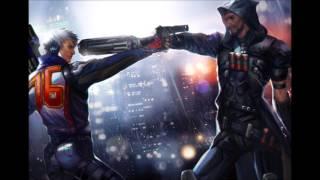 Nightcore [Overwatch] Soldier 76 Vs Reaper Rap Battle - JT Machinima