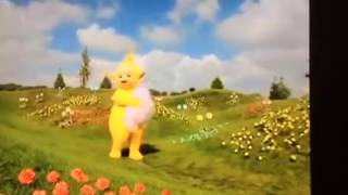Teletubbies run Dipsy run funny sound effects