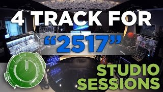 Studio Sessions - Scandroid: 4 Track for 2517