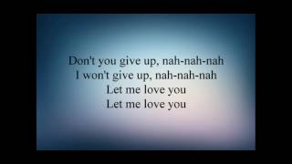 DJ Snake - Let Me Love You BOXINBOX & LIONSIZE Cover Remix - Lyrics