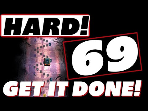 HARD 69 Doom Tower | lets get past it Raid Shadow Legends Doom tower guide