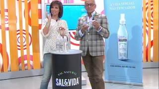 Telepromoção SAL&VIDA | Você na TV 5 de Nov 2013