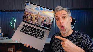 Vidéo-Test : MacBook Pro 16 pouces - Le Test