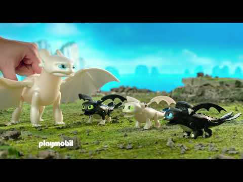 Dreamworks Dragons 3 | TV Spot | PLAYMOBIL Deutschland