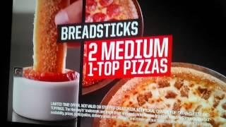 Bad Pizza Hut Triple Treat Box Voice Over(Outtake)
