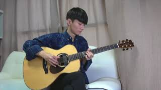Bolbbalgan4(볼빨간사춘기) Some (썸 탈꺼야) -  Sungha Jung