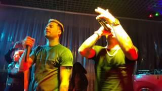 Chacal y Yakarta - Firenze 12/02/2016