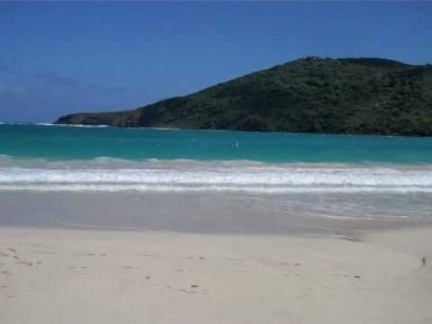 Flamenco Beach, Culebra.mov