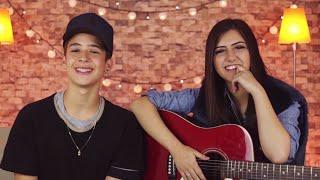Sofia Oliveira e João Guilherme - Não me toca (cover Zé Felipe feat. Ludmilla)