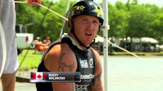 Pro Men Final at the Ft. Worth Pro Wakeboard Tour- King of Wake