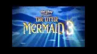Trailer - A Pequena Sereia 3 A História de Ariel - 2008