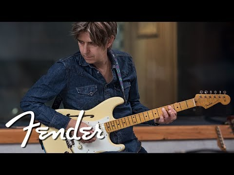 The Eric Johnson Thinline Stratocaster® | Artist Signature Series | Fender