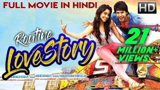 New South Indian Full Hindi Dubbed Movie - True Love Story    Hindi Dubbed Movies 2018 Full Movie width=