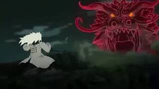 GUY SENSEI VS MADARA UCHIHA AMV HD