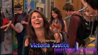 Victorious Opening[Freak the Freak Out]