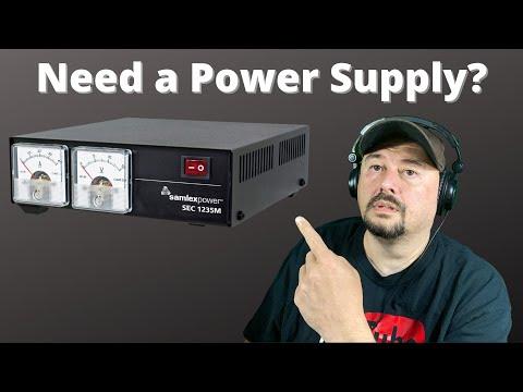 Buying a Power Supply for Ham Radio - TheSmokinApe