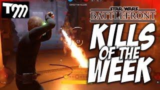 Star Wars Battlefront - KILLS OF THE WEEK #50