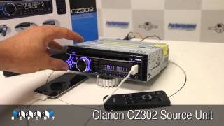 Clarion Cz302 Wiring Diagram. . Wiring Diagram on