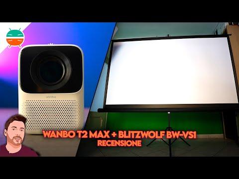 Recensione Wanbo T2 Max e Blitzwolf BW-V …