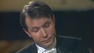 Mikhail Pletnev plays Rachmaninoff - Prelude op.23 No.6 in E flat major (live in Moscow, 1987)