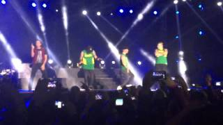 Everybody Backstreet Boys Live in Porto Alegre Brazil 2015