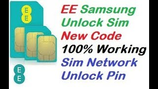How to unlock samsung galaxy j3 ee free unlock code videos