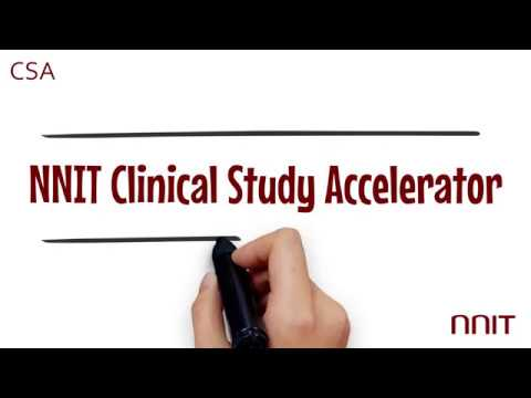 NNIT Clinical Study Accelerator