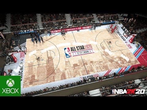 NBA 2K20: All-Star Hype Video