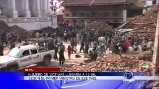 D'Latinos Noticias Edición Nacional 11pm (Abril 29 de 2015)
