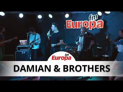 Damian & Brothers feat. Cornel Ilie - Uite asa as vrea sa mor & O damigeana (LIVE in Desteptarea)