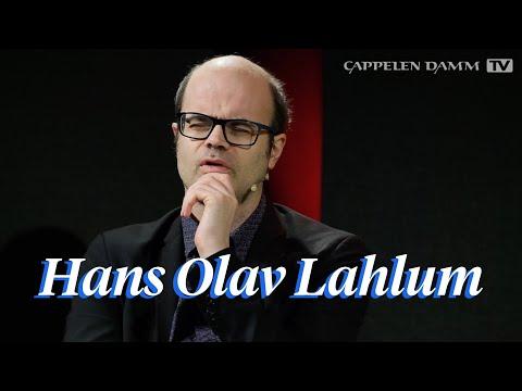 Hans Olav Lahlum tar oss med inn i sitt krimunivers