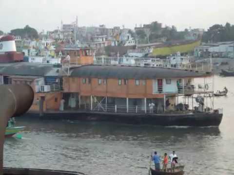 Dhaka paddle boats