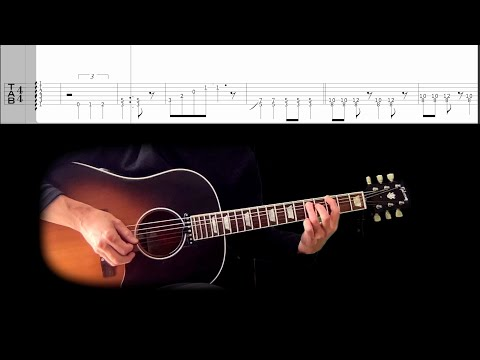 Guitar TAB : Misery (Lead Guitar) - The Beatles
