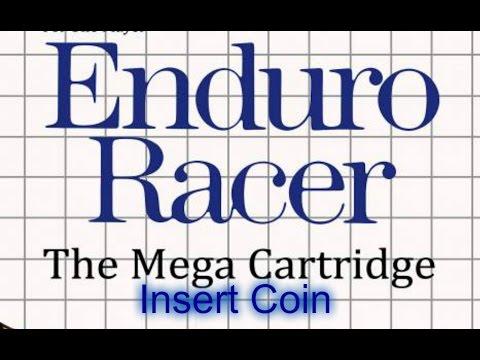Enduro Racer (1987) - Master System - Partida Completa
