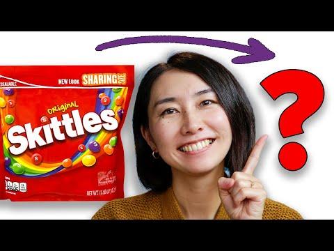Can Rie Make Skittles Fancy? • Tasty