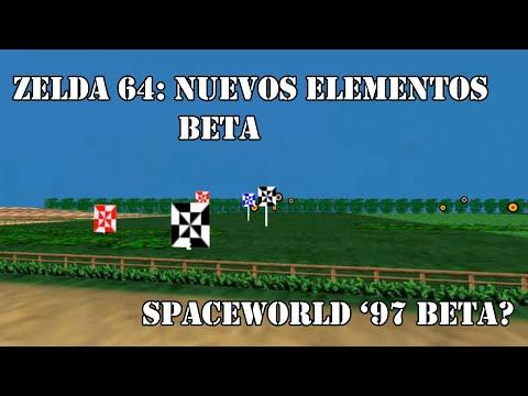 Zelda 64: Nuevos elementos beta   ¿Encontrada beta del Spaceworld '97?