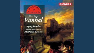 Symphony in C Minor, Bryan Cm2: III. Menuetto and Trio: Moderato