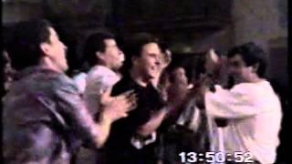 LAGOAÇA FESTA SENHORA GRAÇAS CAÇOTE LAGOACEIROS PAULA RIBEIRO 14 09 1992